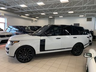 Land Rover Range Rover Td6 HSE 2017