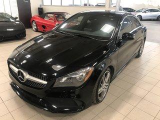 Mercedes-Benz CLA-Class CLA 250 2017
