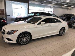 2016 Mercedes-Benz CLS-Class 550