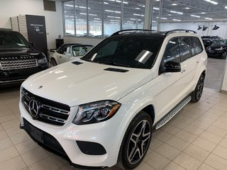 Mercedes-Benz GLS 450 2018