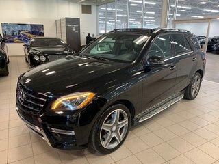 Mercedes-Benz M-Class ML 350 BlueTEC VENDU/SOLD 2014