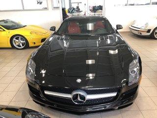 2011 Mercedes-Benz SLS AMG -