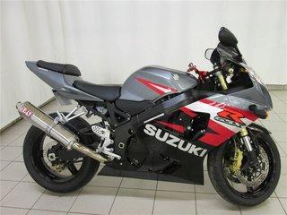 Suzuki GSX-R600 Super Sport - 2005