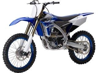 2018 Yamaha YZ250F -