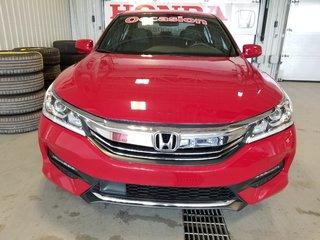 Honda Accord Sedan Sport toit mags full à l`état neuf 2017