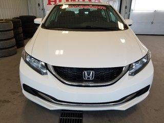 Honda Civic Sedan EX toit bluetooth millage certifié garantie 2014