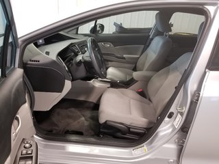 Honda Civic Sedan LX full bluetooth A/C transmission automatique 2014