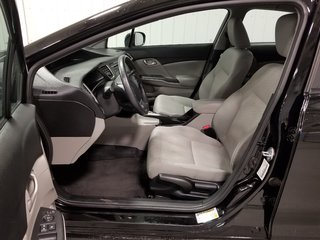 2014 Honda Civic Sedan LX bluetooth automatique full