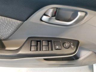 Honda Civic Sedan DX manuelle bluetooth 2015