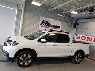 Honda Ridgeline Touring full le top 2018