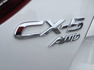 Mazda CX-5 GX 4RM, Blanc perle 2016