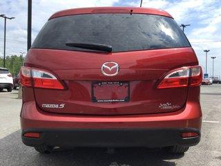 2015  Mazda5 GS | 6 PASSAGERS | TRÈS BAS KILO