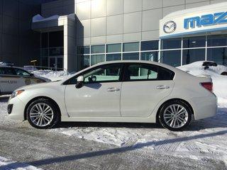 2012 Subaru Impreza 2.0i w/Touring Pkg/ AWD