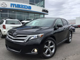 2014 Toyota Venza V6 | LIMITED 4X4 | CUIR | TOIT PANO