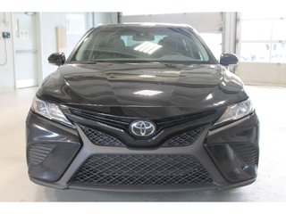 Toyota Camry SE CUIR/TISSUS, CAMÉRA RECUL, SIEGES CHAUFFANTS 2018