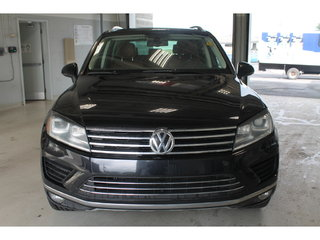 2015 Volkswagen Touareg 2015 Volkswagen Touareg -TDI Highline