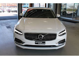 Volvo S90 T6 Inscription winter tires and mag included 2018