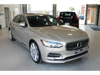 Volvo S90 T6 Inscription certified 6years or 160 000 km 2018