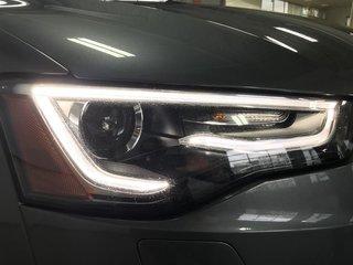 Audi A5 2.0T Progressiv quattro 8sp Tiptronic Cab 2015