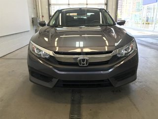 2018 Honda Civic Sedan LX 6MT