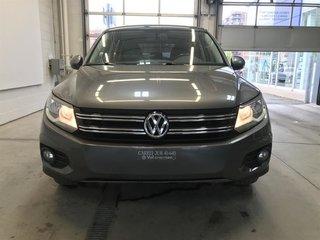 Volkswagen Tiguan Trendline 6sp at Tip 4M 2013
