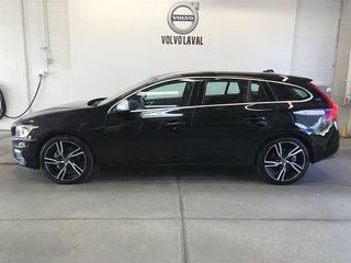 Volvo V60 T6 Drive-E AWD R-Design 2017