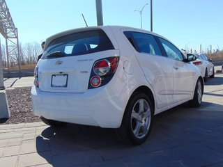 Chevrolet Sonic LT ** TOIT OUVRANT CAMERA RECUL ** 2016