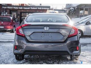 2016 Honda Civic LX, BLuetooth, Caméra, Sièges Chauffants