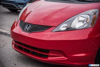 2014 Honda Fit DX-A A/C