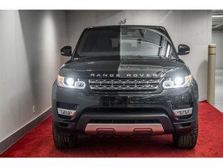 2016 Land Rover Range Rover Sport DIESEL **LUXE ET SYSTÈME 4X4 LÉGENDAIRE**