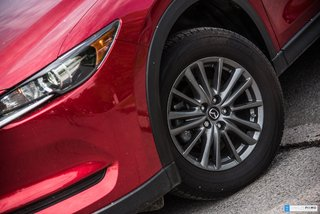 Mazda CX-5 GS Fwd Cuir+Suède Caméra Toit 2017