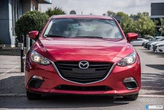Mazda3 Sport GS Sièges Chauffants Caméra Bluetooth 2015