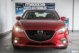 Mazda3 2015 Mazda Mazda3 - 4dr Sdn Auto GS 2015