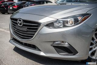 2015  Mazda3 2015 Mazda Mazda3 - 4dr Sdn Man GS