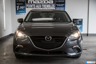 2015  Mazda3 2015 Mazda Mazda3 - 4dr Sdn Auto GX