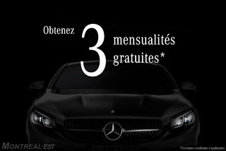 2017 Mercedes-Benz B-Class B250 4MATIC **3 MENSUALITÉS GRATUITES**