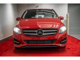 2016 Mercedes-Benz B250 **CUIR+SIÈGES CHAUFFANTS**