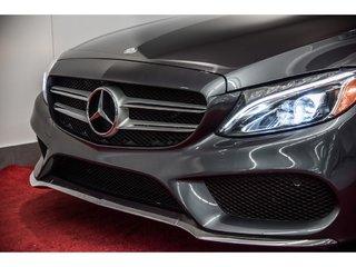 2016 Mercedes-Benz C-Class C300 4MATIC **PREMIUM + SPORT + LED**