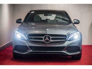 2017 Mercedes-Benz C-Class C300 4MATIC **GROUPE PREMIUM**