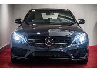 2017 Mercedes-Benz C-Class C300 4MATIC **NIGHT PACKAGE**