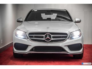 2017 Mercedes-Benz C-Class C300 4MATIC **AMG PACKAGE**
