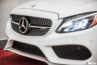 2017 Mercedes-Benz C-Class C43 AMG COUPE **PREMIUM+ADP+CAMÉRA 360**