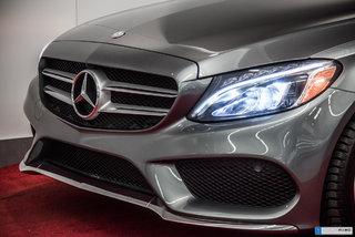 2017 Mercedes-Benz C-Class C300 4MATIC **PREMIUM+SPORT+ DEL**