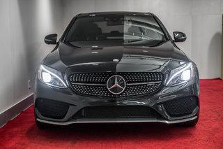 2017 Mercedes-Benz C-Class 2017 Mercedes-Benz C-Class - 4dr Sdn AMG C 43 4MAT
