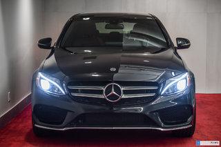 2018 Mercedes-Benz C-Class C300 4MATIC **3 MENSUALITÉS GRATUITE**