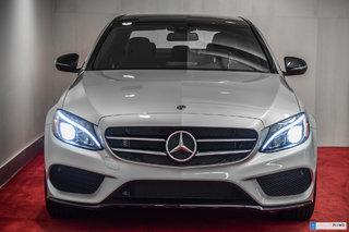 2018 Mercedes-Benz C-Class 2018 Mercedes-Benz C-Class - C 300 4MATIC Sedan