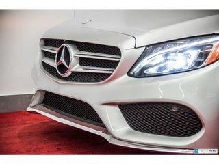 2017 Mercedes-Benz C300 **GROUPE PREMIUM+GROUPE AMG+LED HAUT DE GAMME**