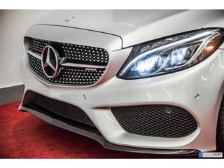 2017 Mercedes-Benz C43 AMG 4MATIC **GROUPE PERFORMANCE AMG+ENS. PREMIUM**