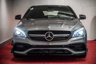 2017 Mercedes-Benz CLA45 AMG **MOTEUR 375 HP + ENS PREMIUM 1&2**