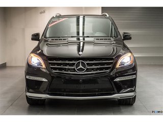 2014 Mercedes-Benz M-Class ML63 AMG -- V8 BITURBO, NAVIGATION --